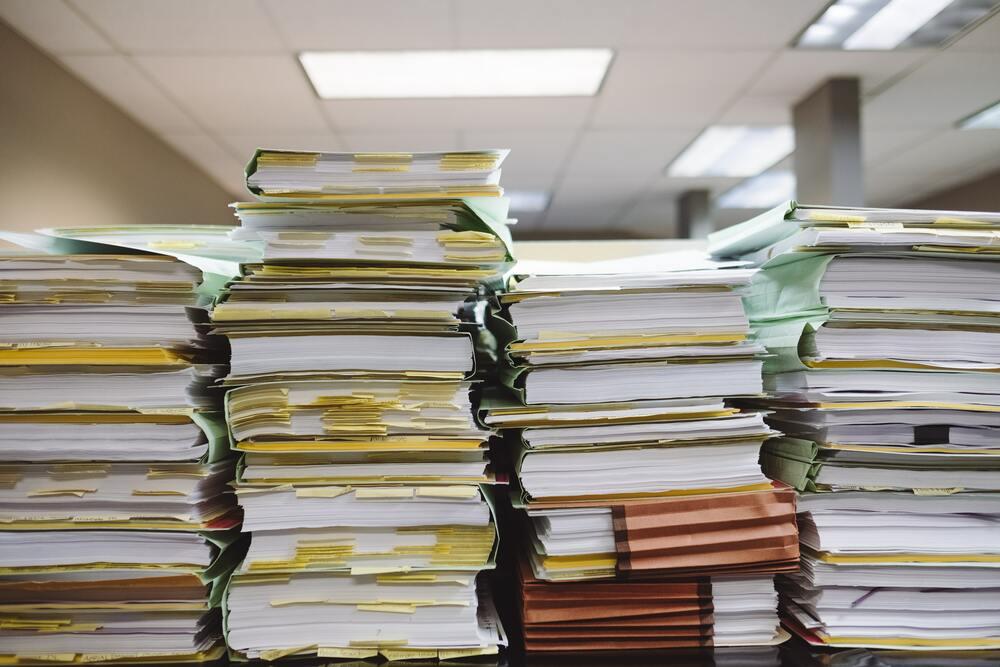 Der Wahnsinn beim Mahnwesen: papierbasierte Freigabe